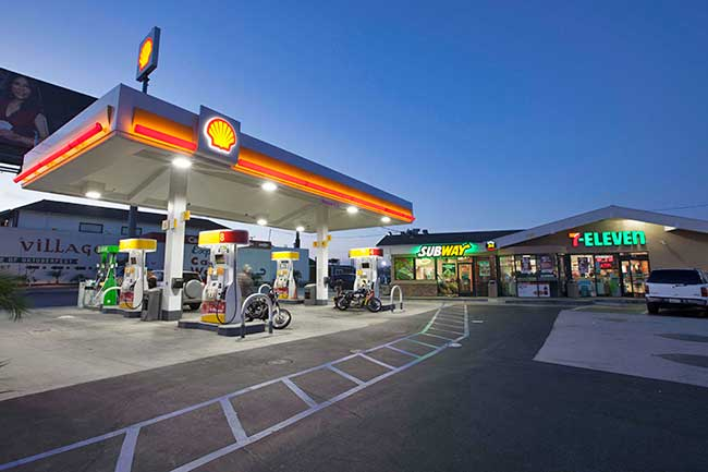 Retail Petroleum – Alpine Shell