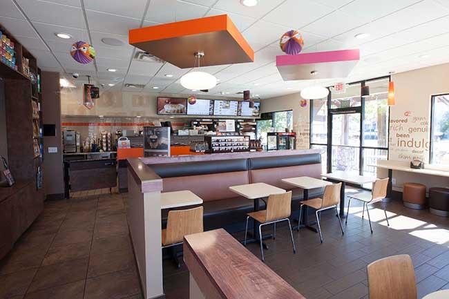 Quick Service Restaurants – Dunkin Donuts