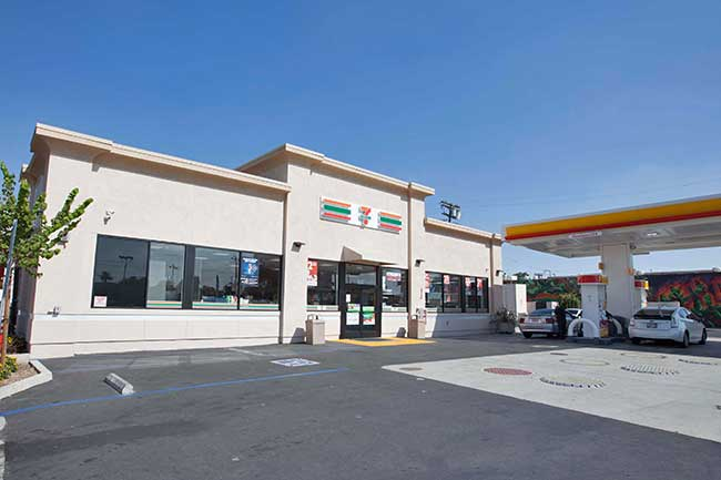 Convenience Stores – Shell 7-Eleven