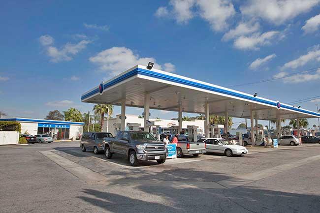 Retail Petroleum – Arco Compton